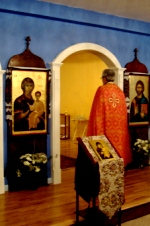 Episcopal Priest converts to Orthodoxy