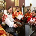 Orthodox Monastery Consecrated In Thailand
