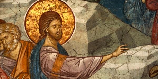 Christ raising St. Lazarus.2jpg