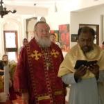 Met. Hilarion of ROCOR Visits India,Celebrates Liturgy