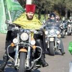 Biker priest