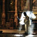censing in church