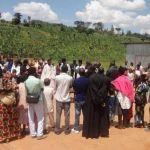 New Orthodox Christians baptized in Rwanda's Mission