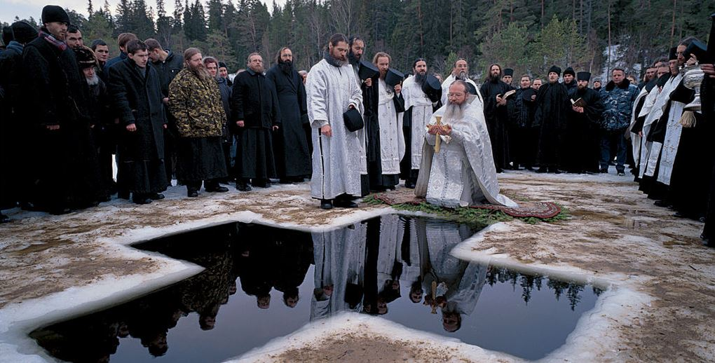 blessing of waters