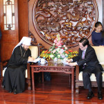 Moscow Patriarchate: China Authorizes the Ordination of Chinese Orthodox Priests on its Territory