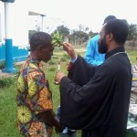 Two Magicians Baptized Orthodox Christians in Eastern Congo
