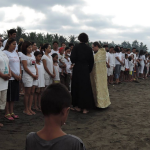 Glorious Mass Baptism in the Philippines