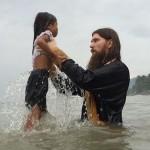 Mass Baptism in Kiamba Philippines