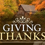 On Giving Thanks as a Nation