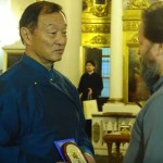 The Baptism of Cary-Hiroyuki Tagawa