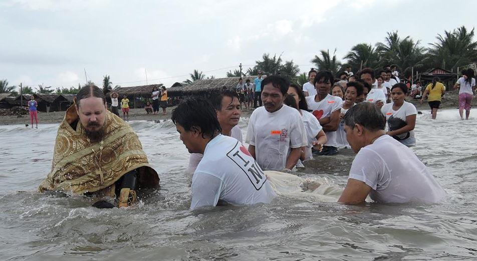 new baptisms