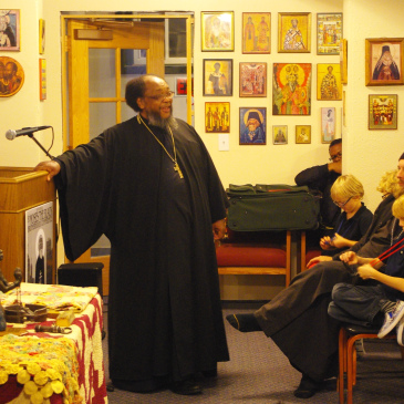 African Americans Turning to Orthodoxy