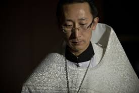 Chinese Orthodox Priest Fr Alexander Yu Shi