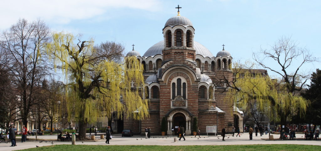 St Sedmochislenitsi Church