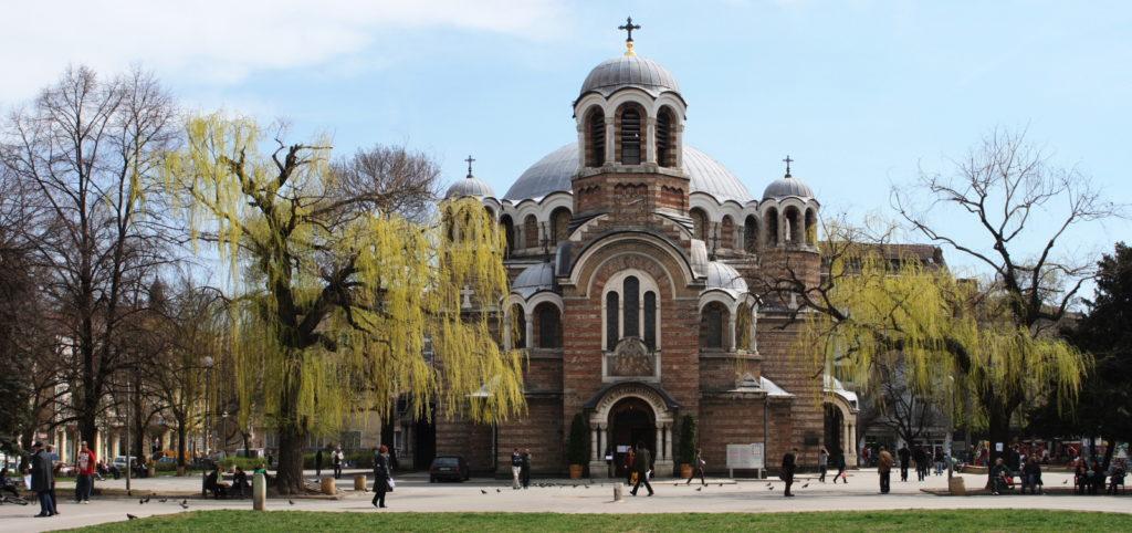 St Sedmochislenitsi Church