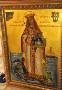 Orthodoxy in Norway - St Sunniva