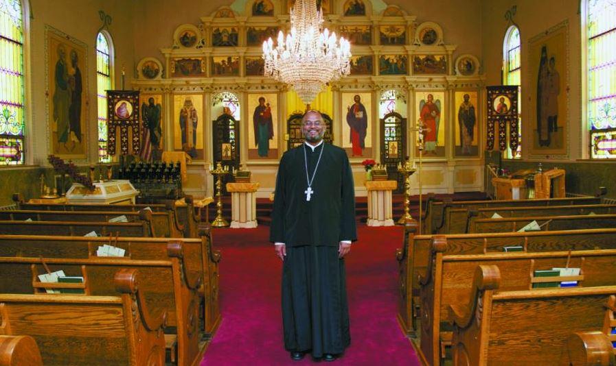 orthodox history Fr John Edward mt carmel