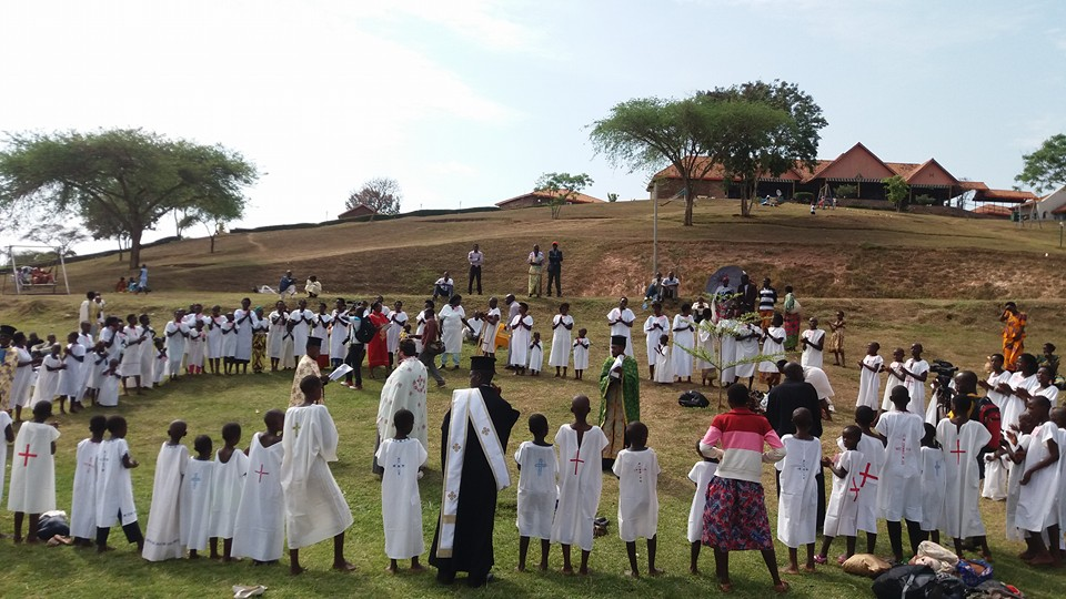 Mass Baptism