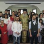 Mass Baptism of Foreigners and Migrants in Phthiotis, Greece