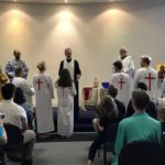 Six Adults Baptised, Received into Holy Orthodoxy