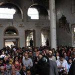 First Divine Liturgy Celebrated in Al-Zabadani in Six Years
