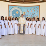 Twelve Philippine women baptized in Cyprus